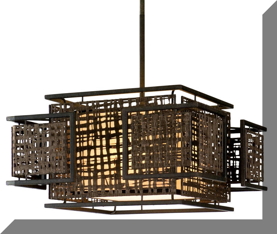 japanese style lighting. Quorum Arts And Crafts Series · 105-44 Japanese Style Lighting E