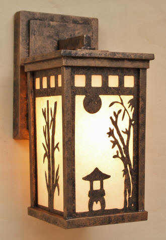 Japanese Style Lighting Kaito Lantern Series