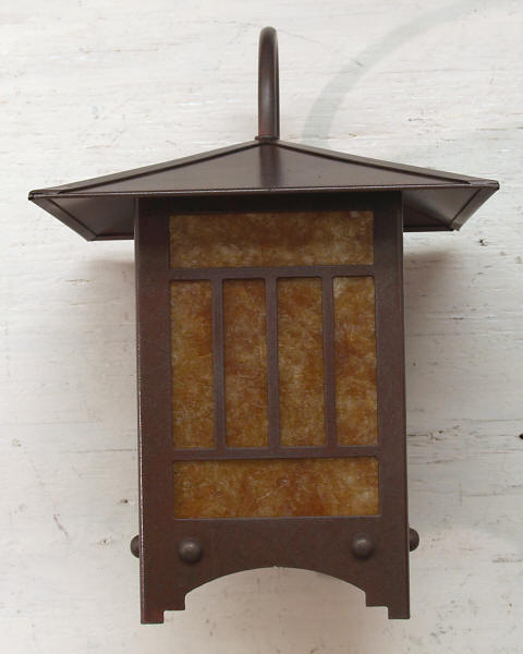 Japanese Wall Sconces: Chiba Wall Sconce Series