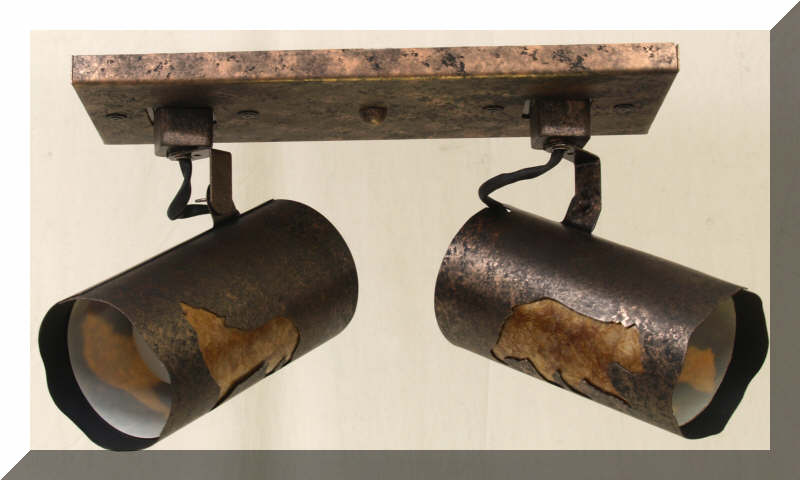 rustic track lighting tr10dual track head adapter japanese style lighting